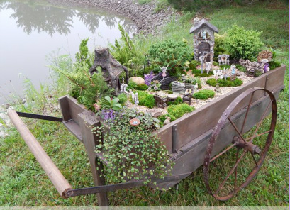 Inspiration Little Fairy Garden Amazing Fairy Garden Ideas Pinterest Pict